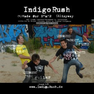 IndigoRush - Made For Rock 'n Roll (Single)