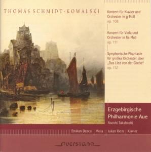 Erzgebirgische Philharmonie Aue - Thomas Schmidt-Kowalski: Orchesterwerke (Querstand)