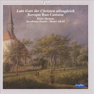 Baroque Bass Cantatas (CPO)