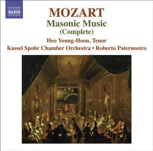 Mozart-Masonic Music (Naxos)